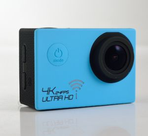 2 Inch Screen 170 Degree Waterproof WiFi 4k Sports Camera pictures & photos