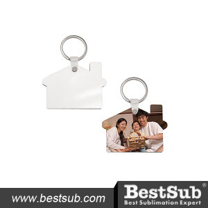 Bestsub Promotional Hardboard Printed Key Chain (MYA10) pictures & photos