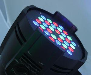 LED PAR 64 LED Stage Lighting PAR DJ Stage Lighting 36X3w Indoor LED PAR pictures & photos