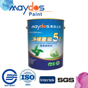 Maydos M9500 Five in One in Healthy Interior Paint pictures & photos