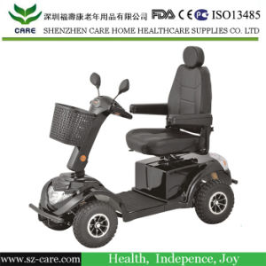 4 Wheel Electric Scooter Lithium Battery Mobility Scooter pictures & photos