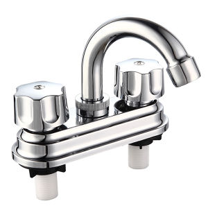 Faucet With Brass Base  (JY-1042) pictures & photos