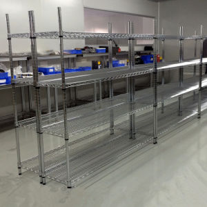 NSF Adjustable Heavy Duty Metal Warehouse Rack Manufacturer pictures & photos