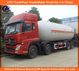 30, 000 Liters Dongfeng LPG Gas Transport Tanker Truck 15mt for Sale pictures & photos