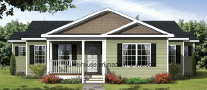 Well Design and Durable Prefabricated Steel Structure Villa House pictures & photos