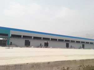 Hot Selling Light Steel Building Construction Prefab Industrial Price Steel Frame Buildings pictures & photos