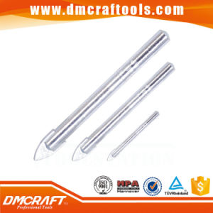 Zinc Coated Glass Drill Bit pictures & photos