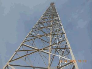 60m Telecom Tower for Reime Tanzania