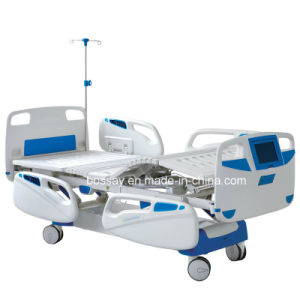 China Supplier Hospital Furniture Electric Multi-Function Medical Bed /Hospital/Nursing Bed pictures & photos