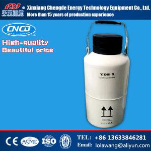 2-100L Liquid Nitrogen Container pictures & photos