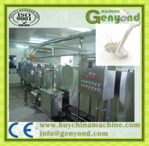 Hot Sale Automatic Milk Production Line pictures & photos