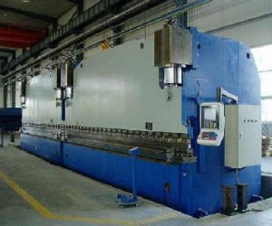 Plate Bending Machine, Hydraulic Press Brake