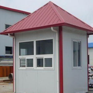 New Environmental Green Prefab Steel Frame Motel pictures & photos