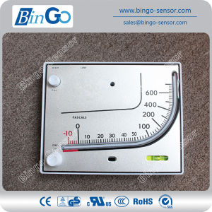 Red Oil Pressure Gauge for Henhouse Breed Aquatics pictures & photos