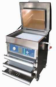 Multifunctional Water Washed Plate Making Machine (ZXS450) pictures & photos