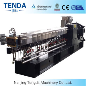 CE Complete Tsj - 65 Twin Screw Extruding Machine pictures & photos
