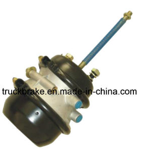 Diaphragm Spring Brake Chamber T24/30dd, Air Chamber for Truck Brake/Spare Parts pictures & photos