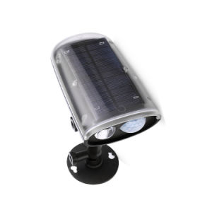 Brown Housing Motion Sensor LED Solar Light IP66 pictures & photos