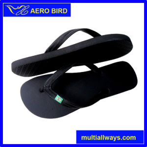 Hot Sale Male Classical PE Bath Sandal (14A264) pictures & photos
