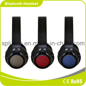 Folding Bluetooth Stereo Headphone pictures & photos