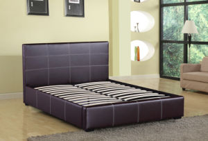 B1001 PU Bed pictures & photos