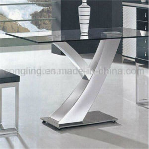 Latest Design Dining Table Without Chair for Home Y01 pictures & photos
