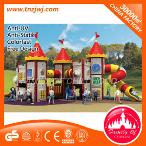 EU Standard Funny Kids Outdoor Playground Equipment pictures & photos