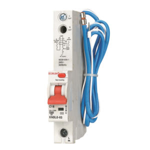 High Quality Residual Current Circuit Breaker Knbl6-63 pictures & photos