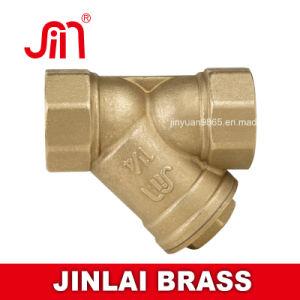 Brass Strainer-Pn16 Y Type (JL-307)