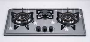 Three Burner Gas Burner (SZ-LW-120)
