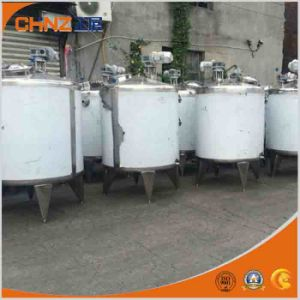 Cooling and Heating Tank Mixing Vessel pictures & photos