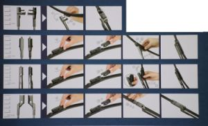 Multi-Clip Universal Wiper Blade (FS-016) pictures & photos