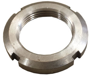 High Precision Machined Stainless Steel Retaining Ring Lock Nut pictures & photos