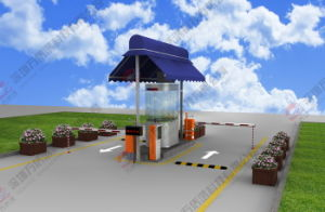 RFID Based Automatic Car Parking System