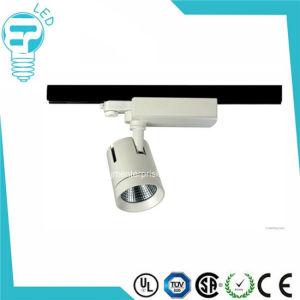 Aluminum Parts Aluminum Die Casting 24W COB LED Track Light pictures & photos