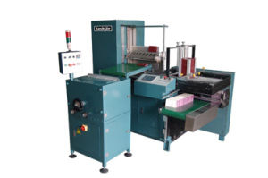 Automatic Book Cover Binding Machine (SJ-360) pictures & photos