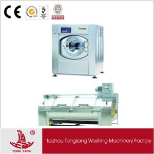 Double Rollers Laundry Equipment/Flatwork Automatic Laundry Sheets Ironer pictures & photos