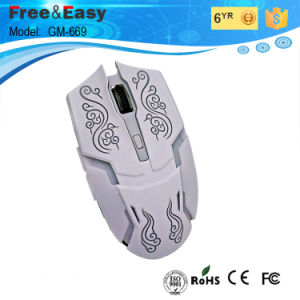 Right Hand 6D Wired Optical Gamer Mouse for Computer pictures & photos