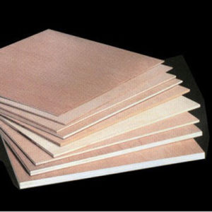 Wholesale Commercial Vertical Bamboo Plywood Sheet pictures & photos