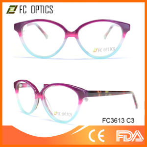 Hot Sale New Model Eye Wear Acetate Fashion Glasses pictures & photos