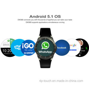 3G WCDMA IPS Screen Smart Watch Phone Dm368 pictures & photos
