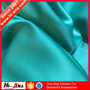 Familiar with Euro and Us Market Decorative Cotton Satin Fabric pictures & photos