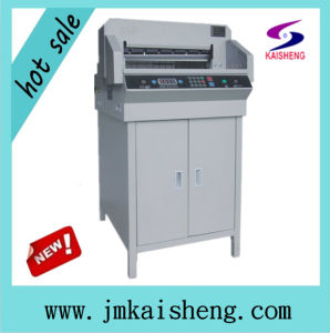 Ks-4605k Small Digital Control Office Equipment, Paper Cutting Machine pictures & photos