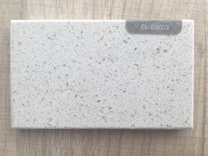 Single Color Slab Non-Radiative Scratch-Resistance Artificial Quartz Stone pictures & photos
