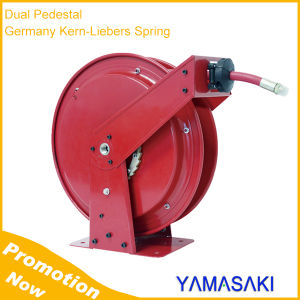 Hose Reel with Double Pedestal pictures & photos