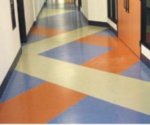 Hualong Home Decoration Epoxy Colorful Art Floor Paint pictures & photos