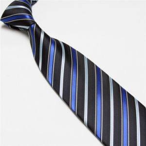 2016 Top Fashion 100% Microfiber Woven Tie for Men (WH14) pictures & photos