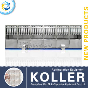 Koller The Largest 25tons Capacity Ice Cube Machine in Africa pictures & photos