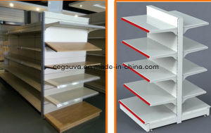 Tego Metal Double Side Unit Shelving Supermarket Shelf pictures & photos
