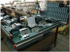 Small Durable Foot Pedal Sealing Machine pictures & photos
